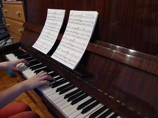 Ase of base - Beautiful life. piano